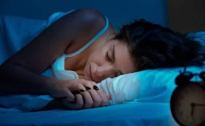 как моментально заснуть