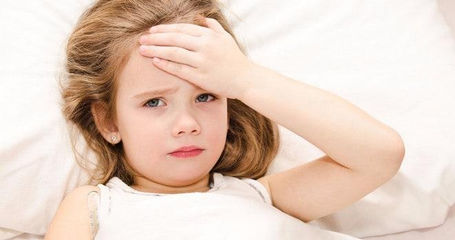 Ночная потливость у ребенка