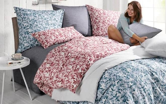 Из какой ткани постельное белье лучше