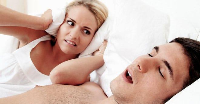 причины храпа во сне у мужчин
