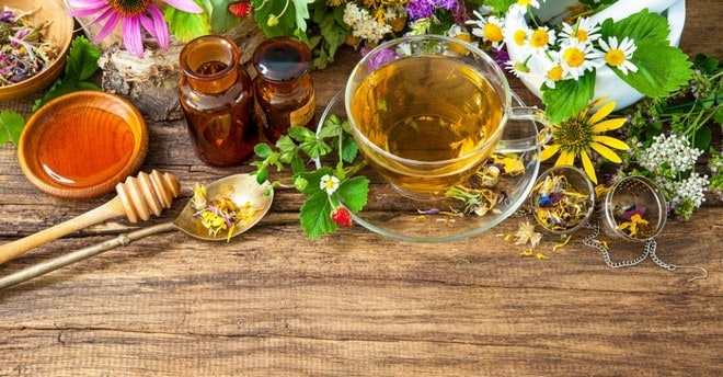 Чай от бессонницы