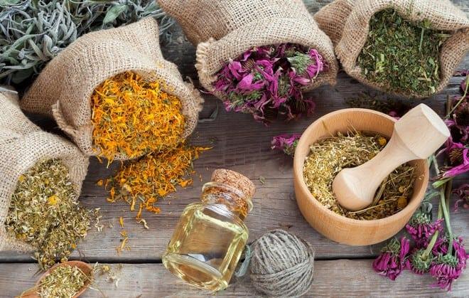 Преимущества использования лекарственных трав