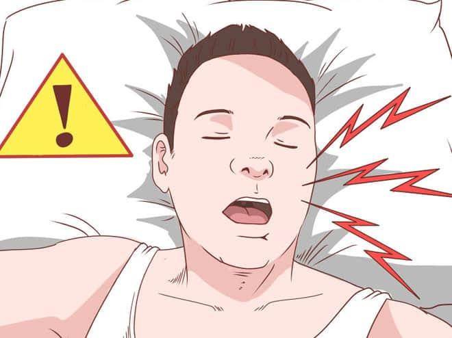 Ночное апноэ причины