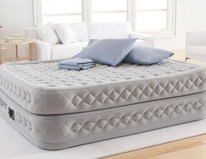 Надувная кровать INTEХ
