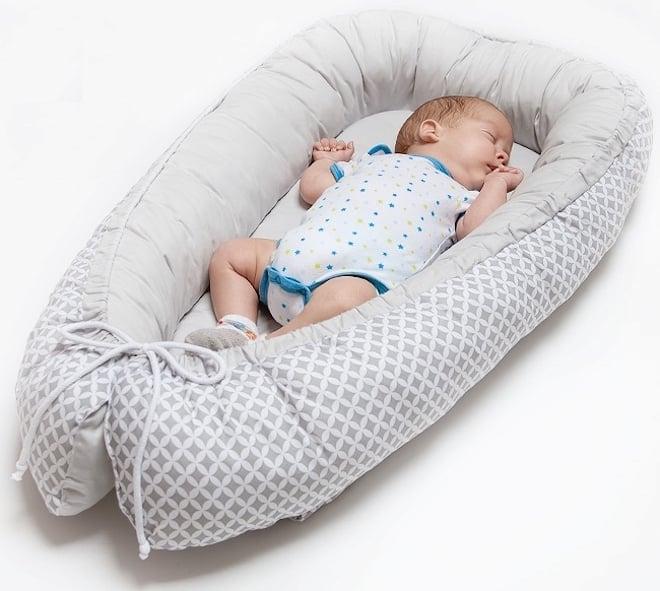 Какие бывают коконы для новорожденных
