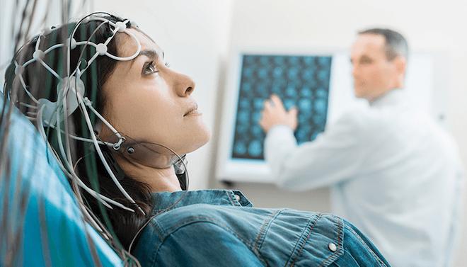 электроэнцефалография