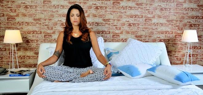 Для чего нужна медитация перед сном