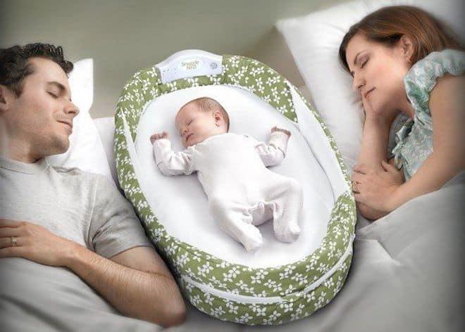 кроватка-«гнездышко»