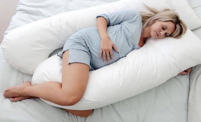 О подушках для беременных