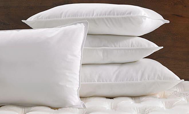 Что такое синтетические наполнители для подушек