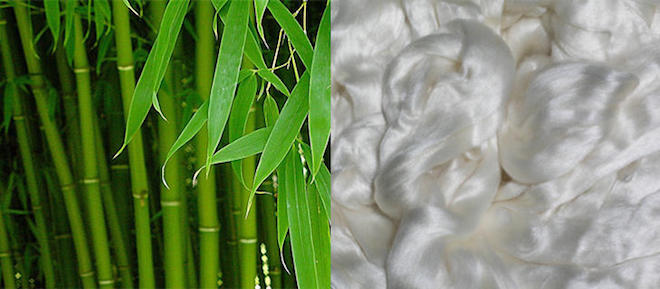 Бамбуковое волокно — что это такое