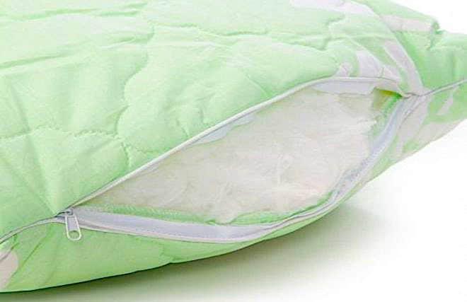 подушка с синтепоном
