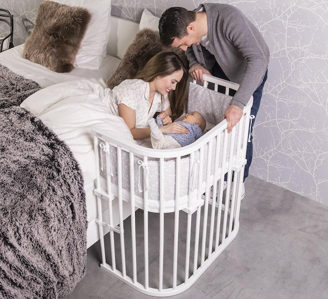 Отзывы о приставной кроватке
