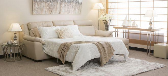 Преимущества и недостатки дивана для сна