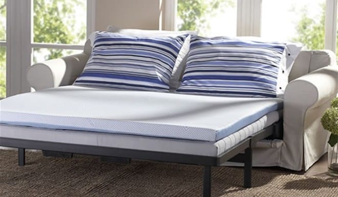 Выбор матраса на диван для сна
