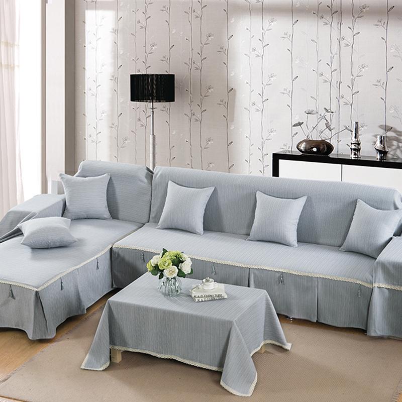 Классификация покрывал для углового дивана и особенности выбора