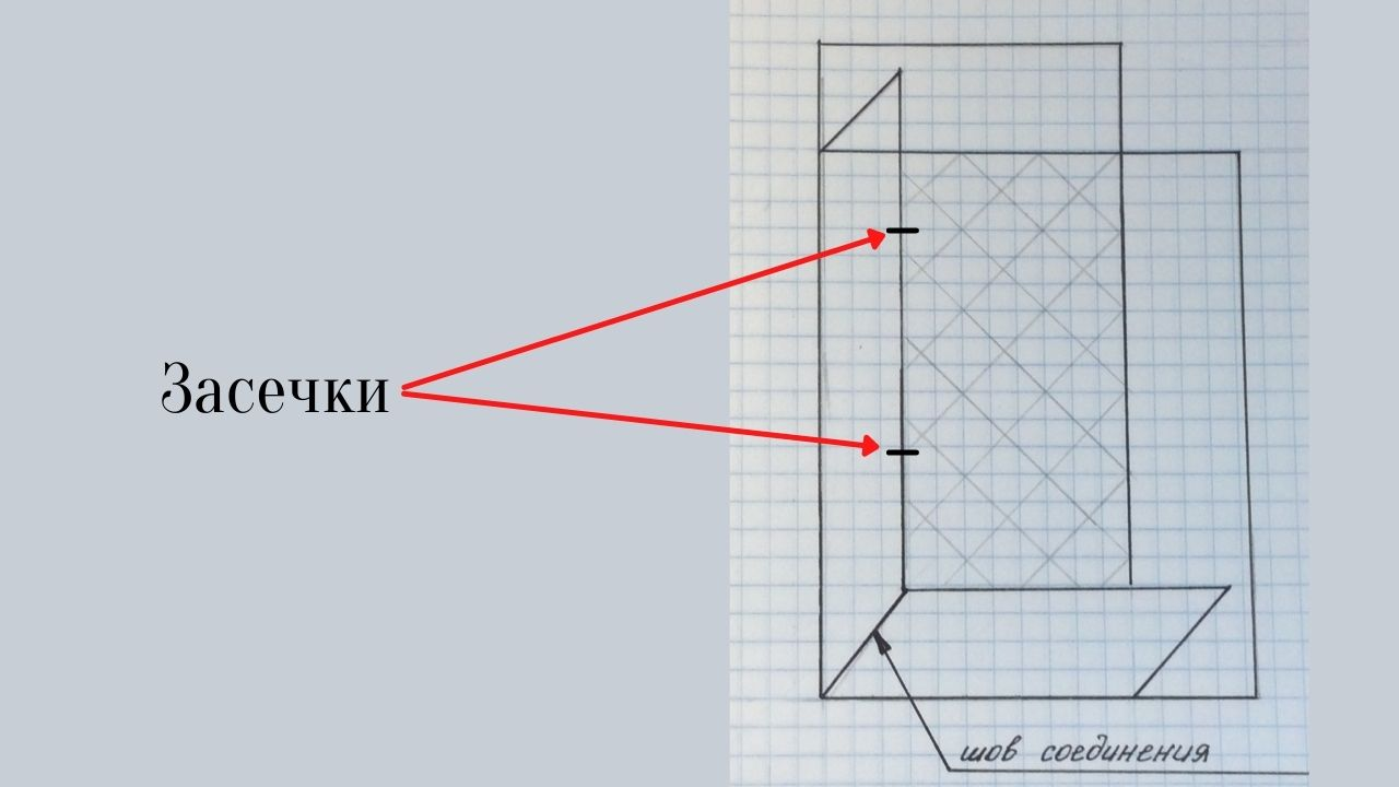 Схема с подписью